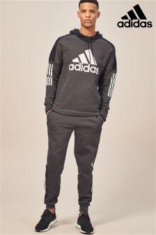 adidas Grey Logo Jogger