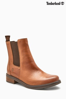 Timberland® Mont Chevalier Chelsea Brown Boot