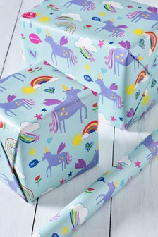 6M Unicorn Roll Wrap