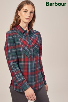 Barbour® Red/Green Check Shirt