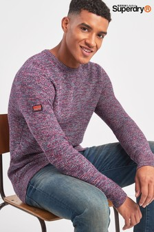 Superdry Marl Upstate Crew Knit