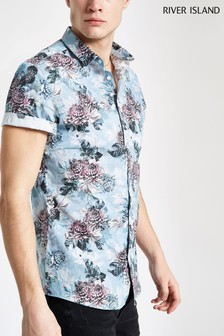 47ecaba8 Buy Men's shirts Shirts Riverisland Riverisland from the Next UK ...
