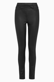 e3da58f379559 Coated Jeans | Coated Skinny & High Waisted Jeans | Next UK