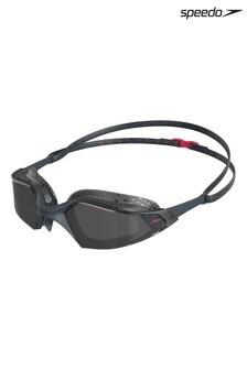 Speedo Black Aquapulse Pro Goggles
