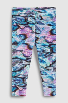 Marble Velvet Leggings (3mths-6yrs)