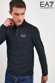 EA7 Navy Poloshirt