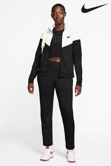 Nike Black/White Tracksuit