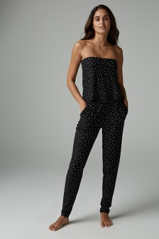 Spot Layer Jumpsuit