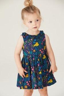 Woven Collar Dress (3mths-7yrs)