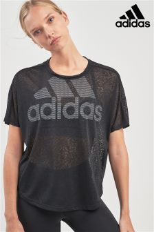 adidas Black Magic Logo Tee