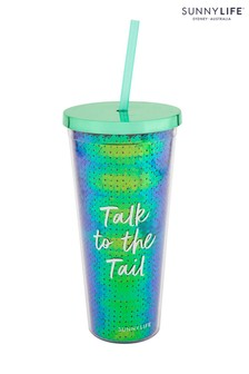 Sunnylife Mermaid Deep Sea Tumbler