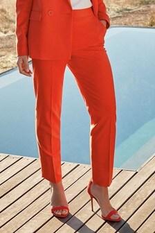 Emma Willis Slim Suit Trousers