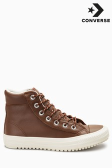 Converse Leather Chuck Boot