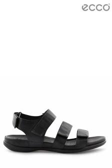 ECCO® Black Sandal