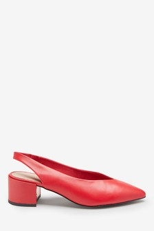 6e14605e8e3 Womens Red Shoes | Red Court & Leather Shoes | Next UK