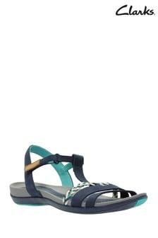 4866205b42d58d Buy Women s footwear Footwear Flat Flat Sandals Sandals Clarks ...