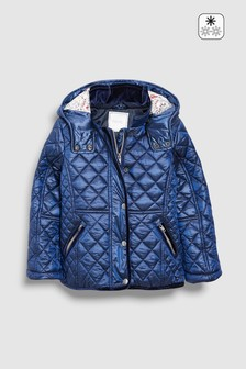 Short Quilted Jacket (3-16yrs)