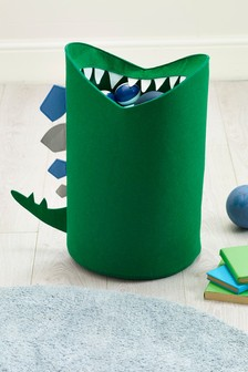 Dinosaur Felt Storage Bag