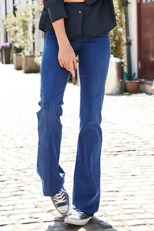 Enhancer Flared Jeans
