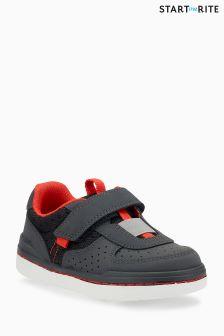 Start-Rite Grey Flow Primary Shoe