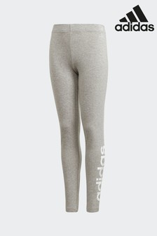 adidas Grey Essentials Linear Tight