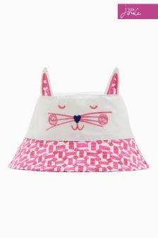 Joules Cream Hattie Cat Hat