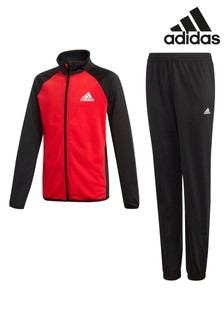 adidas Black Entry Tracksuit