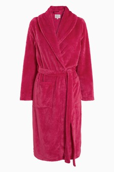 Textured Dressing Gown