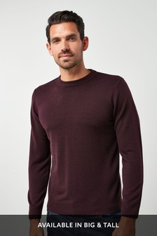 f6e555462 Mens Jumpers | Plain, Textured & Cable Jumpers | Next UK