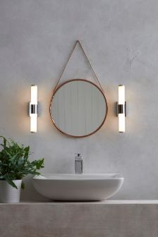 Elis Small 2 Light Wall Light