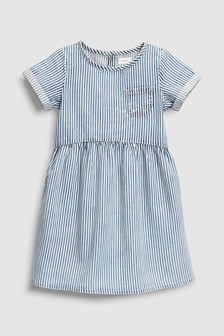Stripe Dress (3mths-6yrs)