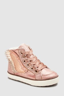 Wings High Top Trainers (Younger)