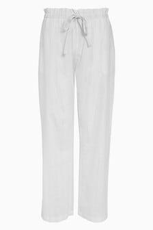 Metallic Stripe Pyjama Bottom