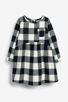 Checked Dress (3mths-7yrs)