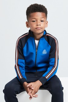 Track Sheen Jacket (3-16yrs)