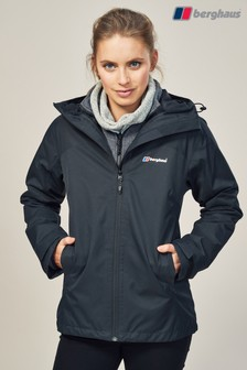 Berghaus Black Fellmaster 3 In 1 Jacket
