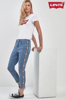 Levi's® 721™ Sequin Side Tape High Rise Skinny Jean