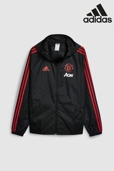 adidas Manchester United FC Rain Jacket