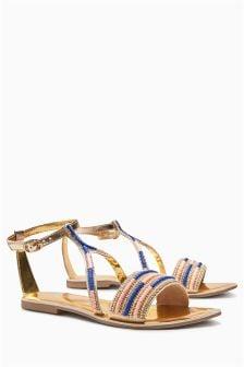 Braid Sandals