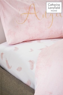 Angel Fitted Sheet by Catherine Lansfield
