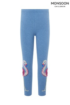 Monsoon Blue Fearne Flamingo Legging