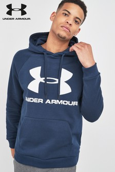Under Armour Rival Logo Hoody