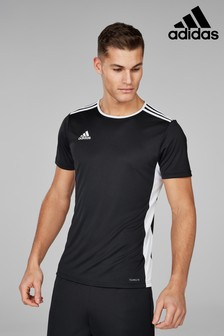 adidas Black Entrada Jersey
