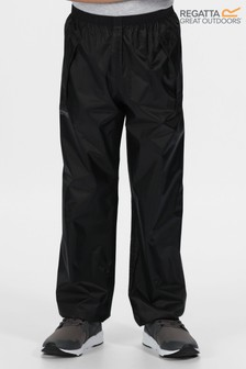 Regatta Kids Stormbreak Waterproof Over-Trousers