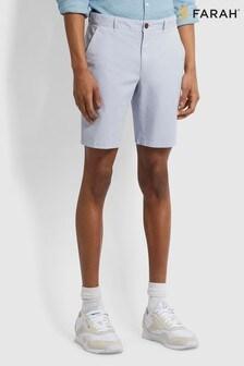Farah Blue Hawk Shorts