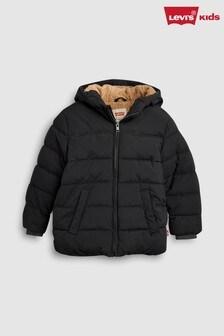 Levi's® Kids Black Padded Jacket