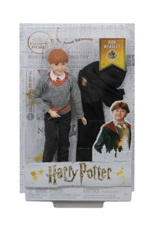 Harry Potter Ron Weasley Collectable Doll 10.5in