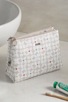 Folding Make Up Bag