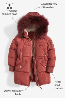 detailed images world-wide free shipping competitive price Girls Coats & Jackets | Raincoats | Winter Coats | School ...