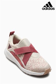 adidas White/Pink Forta Run